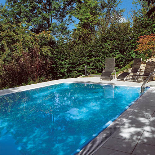 Piscine en kit acier partir de 1720 euros for Piscine en kit rectangulaire