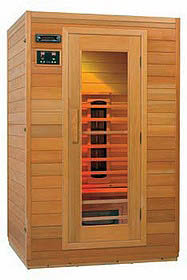 sauna cabine infrarouge 4 places