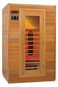 sauna cabine infrarouge 4 places